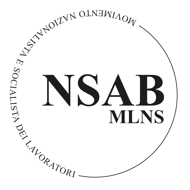 logo NSAB-MLNS Propaganda